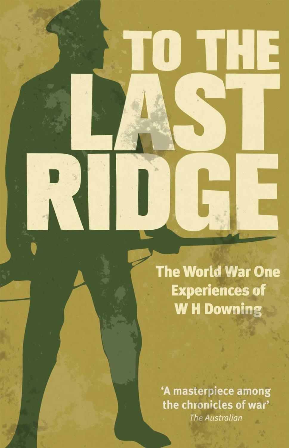 <em>To the Last Ridge</em>